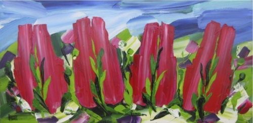   Tulpen (Roze)
