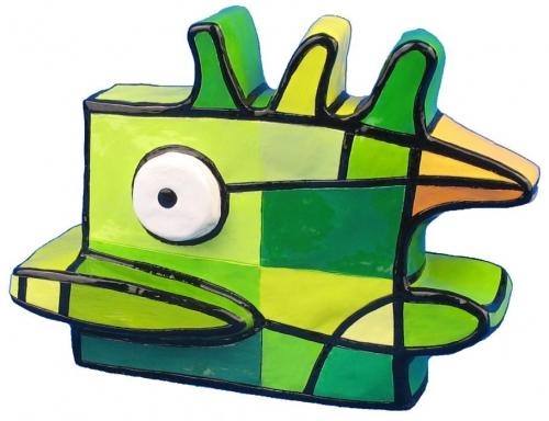 Vreemde Vogel 3E-m