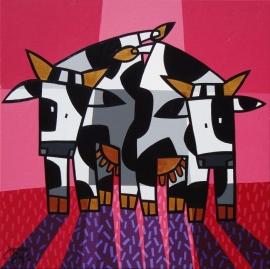 Jacqueline Schäfer | Twee Gekke Koeien