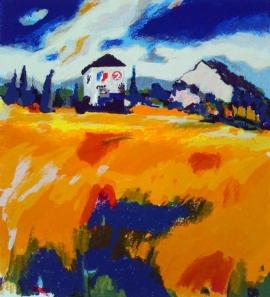 Willem Brauckmann | Deux km a gauche au village Drome