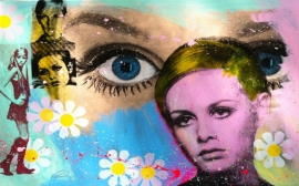 Ronald Chapeau | Twiggy Eyes