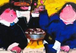 Gerdine Duijsens | Oesters en Champagne