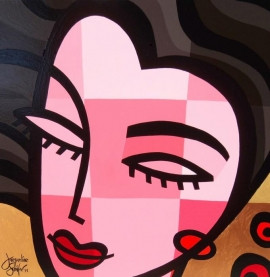 Jacqueline Schäfer | Met mijn ogen dicht