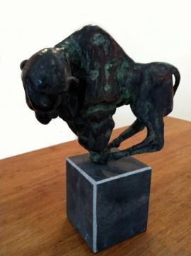 Theo Mackaay | Buffel