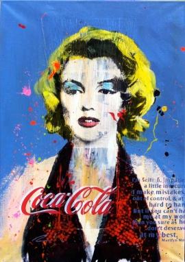 Ronald Chapeau | Marilyn Bleu