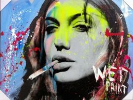 Ronald Chapeau | Angelina Jolie Blue