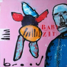 Herman Brood | Baby Zit