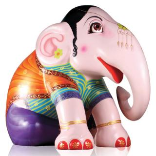 Elephant Parade  | Miss India 10cm