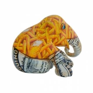 Elephant Parade  | Fish and Chips 10cm
