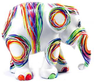 Elephant Parade  | A Circle of Life 10cm