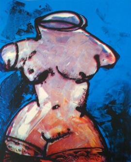Herman Brood | Blue Torso